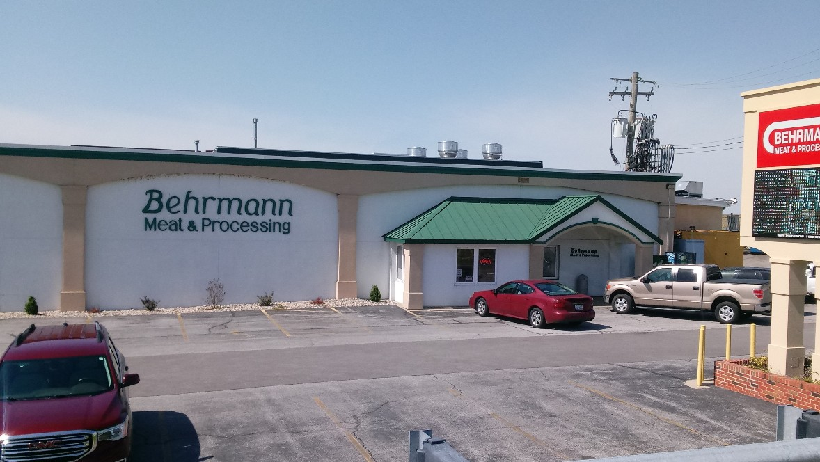 Behrmann Meat & Processing